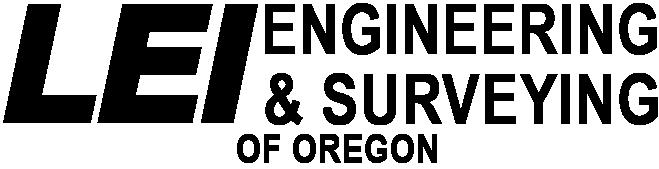 LEI Engineering & Surveying Of Oregon